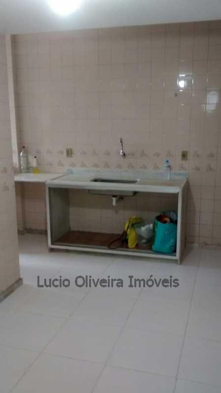 Cozinha - Apartamento À Venda - Cordovil - Rio de Janeiro - RJ - VPAP20337 - 9