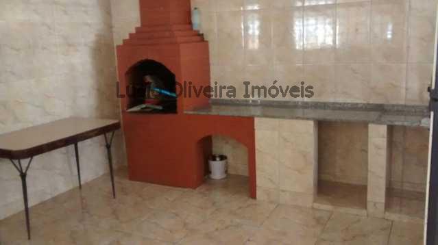 Espaço do play com churrasque - Apartamento À Venda - Cordovil - Rio de Janeiro - RJ - VPAP20337 - 14