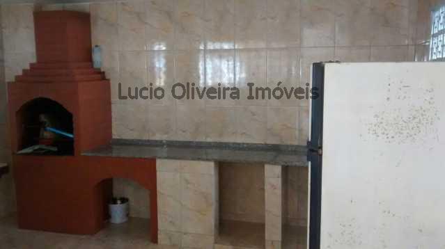 Espaço do play com churrasque - Apartamento À Venda - Cordovil - Rio de Janeiro - RJ - VPAP20337 - 15