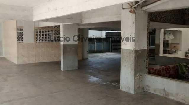 Garagem coberta com escritura - Apartamento À Venda - Cordovil - Rio de Janeiro - RJ - VPAP20337 - 16