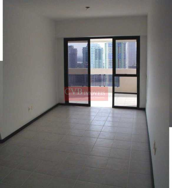 4. Sala 1 - Apartamento 3 quartos para alugar Barra da Tijuca, Rio de Janeiro - R$ 3.000 - 03025 - 6