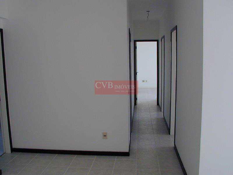 8. Corredor - Apartamento 3 quartos para alugar Barra da Tijuca, Rio de Janeiro - R$ 3.000 - 03025 - 8