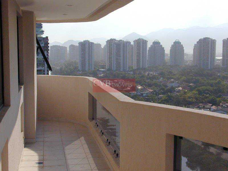 11. Varanda 2 - Apartamento 3 quartos para alugar Barra da Tijuca, Rio de Janeiro - R$ 3.000 - 03025 - 9