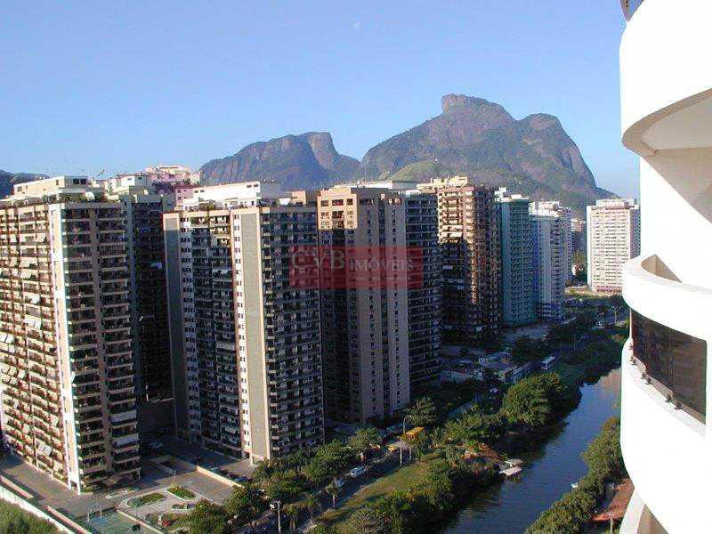 12.Varanda 4 - Apartamento 3 quartos para alugar Barra da Tijuca, Rio de Janeiro - R$ 3.000 - 03025 - 12