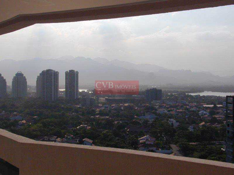 13.Varanda 7 - Apartamento 3 quartos para alugar Barra da Tijuca, Rio de Janeiro - R$ 3.000 - 03025 - 10
