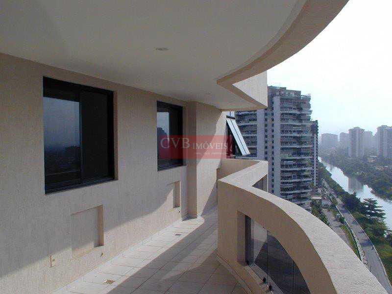14. Varanda 6 - Apartamento 3 quartos para alugar Barra da Tijuca, Rio de Janeiro - R$ 3.000 - 03025 - 13