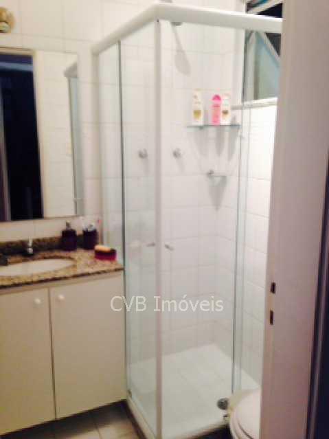 19 Banheiro Suíte - Casa em Condomínio 4 quartos à venda Taquara, Rio de Janeiro - R$ 589.000 - 045201 - 11