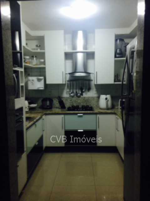 25 Cozinha - Casa em Condomínio 4 quartos à venda Taquara, Rio de Janeiro - R$ 589.000 - 045201 - 13