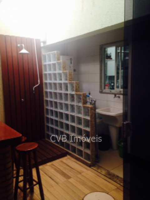29 Área - Casa em Condomínio 4 quartos à venda Taquara, Rio de Janeiro - R$ 589.000 - 045201 - 16