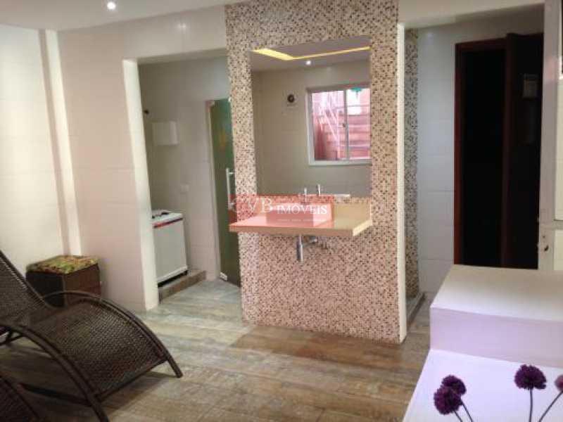 sauna[1] - Casa em Condomínio 3 quartos à venda Pechincha, Rio de Janeiro - R$ 640.000 - 035362 - 4