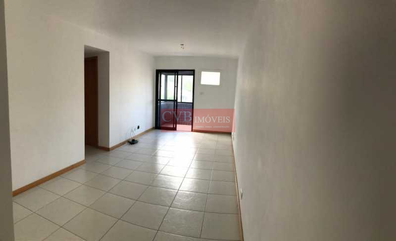 1_SALA - Apartamento À VENDA, Pechincha, Rio de Janeiro, RJ - 020488 - 6