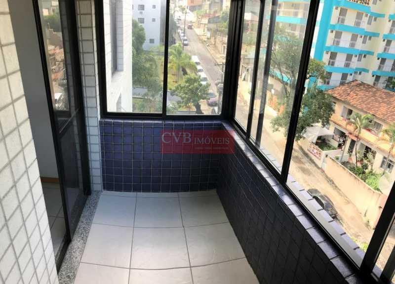 17_VARANDA - Apartamento À VENDA, Pechincha, Rio de Janeiro, RJ - 020488 - 4