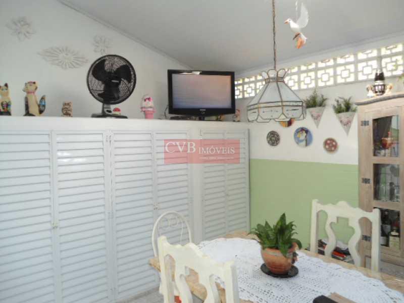 DSC01833 - Casa À Venda no Condomínio Goldem Dreams - Taquara - Rio de Janeiro - RJ - 035374 - 14