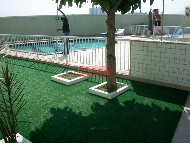 030326a 007 - Apartamento 3 quartos à venda Pechincha, Rio de Janeiro - R$ 410.000 - 030326 - 28