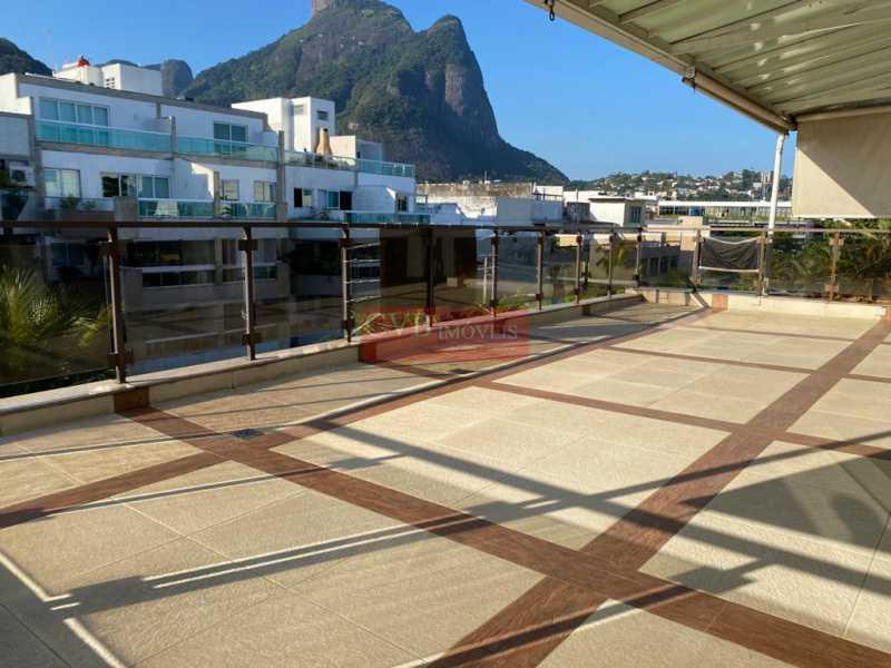 WhatsApp Image 2020-05-26 at 1 - Cobertura 5 quartos à venda Barra da Tijuca, Rio de Janeiro - R$ 3.300.000 - 085005 - 31