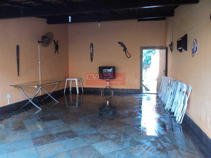 GARAGEM 1 - Casa 4 quartos à venda Pechincha, Rio de Janeiro - R$ 790.000 - 045221 - 5