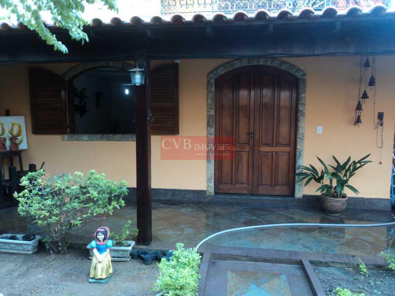 VARANDA 2 - Casa 4 quartos à venda Pechincha, Rio de Janeiro - R$ 790.000 - 045221 - 19
