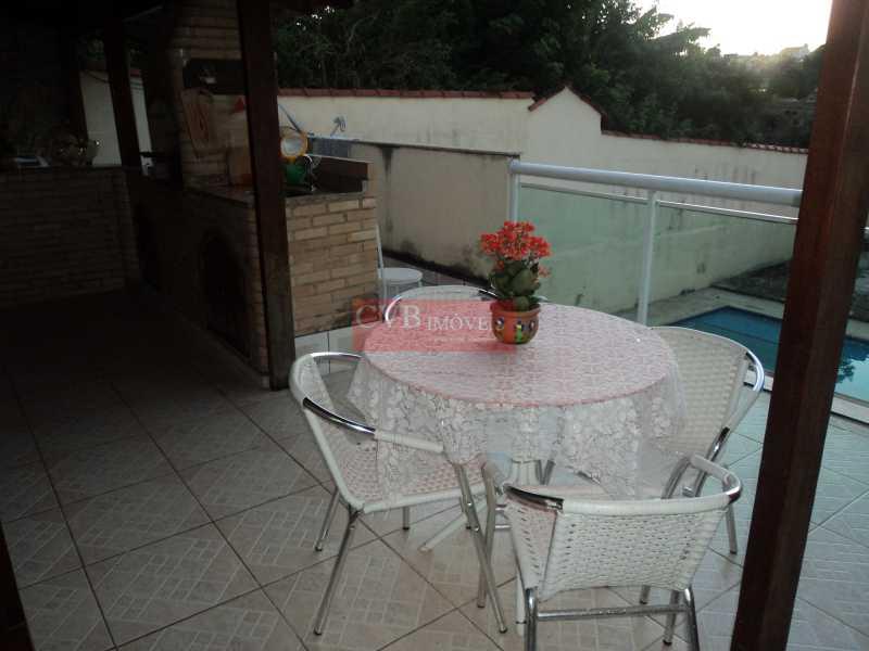 VARANDA POST 3 - Casa 4 quartos à venda Pechincha, Rio de Janeiro - R$ 790.000 - 045221 - 20