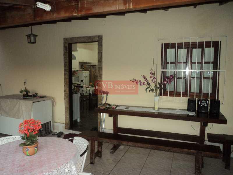 VARANDA POST 4 - Casa 4 quartos à venda Pechincha, Rio de Janeiro - R$ 790.000 - 045221 - 21