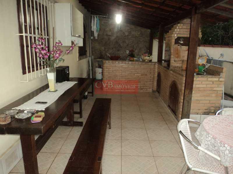 VARANDA POST 8 - Casa 4 quartos à venda Pechincha, Rio de Janeiro - R$ 790.000 - 045221 - 22