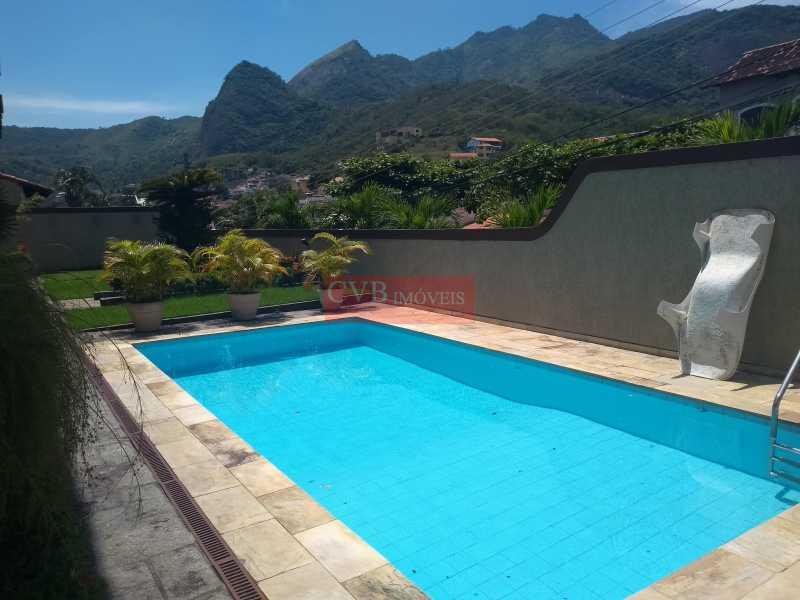 IMG_20181031_103927657 - Casa em Condomínio Rua Carlos Rizzini,Freguesia (Jacarepaguá), Rio de Janeiro, RJ À Venda, 4 Quartos, 355m² - 045231 - 1