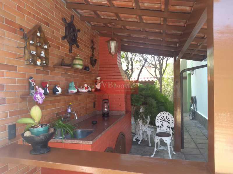 IMG_20181031_103937901 - Casa em Condomínio Rua Carlos Rizzini,Freguesia (Jacarepaguá), Rio de Janeiro, RJ À Venda, 4 Quartos, 355m² - 045231 - 4