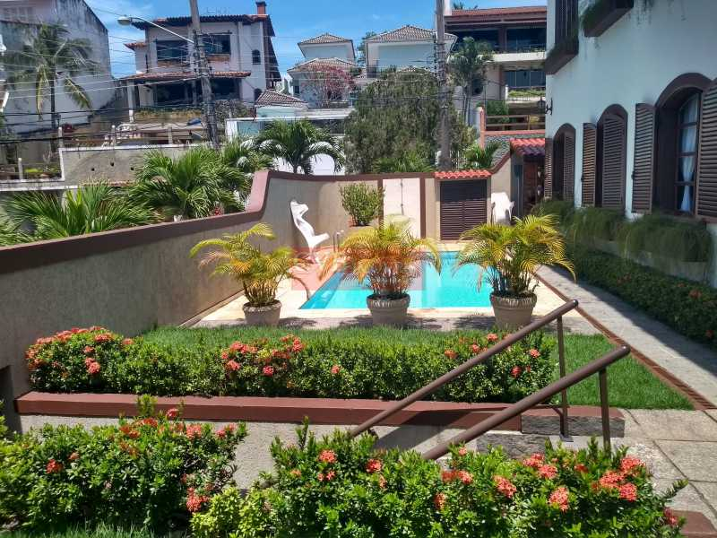 IMG_20181031_104034546_HDR - Casa em Condomínio Rua Carlos Rizzini,Freguesia (Jacarepaguá), Rio de Janeiro, RJ À Venda, 4 Quartos, 355m² - 045231 - 3