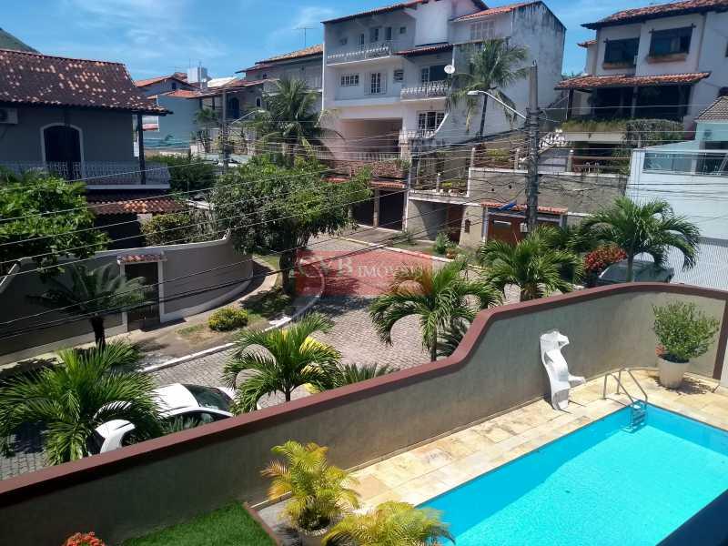 IMG_20181031_104900397_HDR - Casa em Condomínio Rua Carlos Rizzini,Freguesia (Jacarepaguá), Rio de Janeiro, RJ À Venda, 4 Quartos, 355m² - 045231 - 17