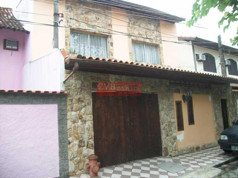 001 - Casa em Condominio À Venda - Pechincha - Rio de Janeiro - RJ - 035048 - 5