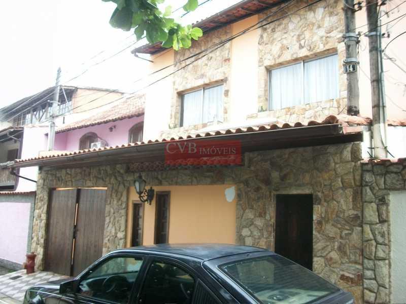 002 - Casa em Condominio À Venda - Pechincha - Rio de Janeiro - RJ - 035048 - 6