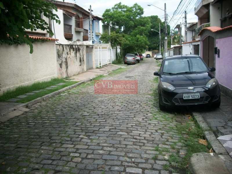 004 - Casa em Condominio À Venda - Pechincha - Rio de Janeiro - RJ - 035048 - 7