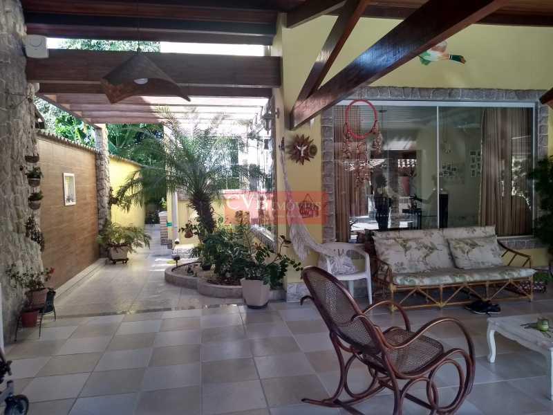 IMG_20190511_103039863_HDR - Casa em Condomínio 4 quartos à venda Pechincha, Rio de Janeiro - R$ 1.275.000 - 045236 - 19