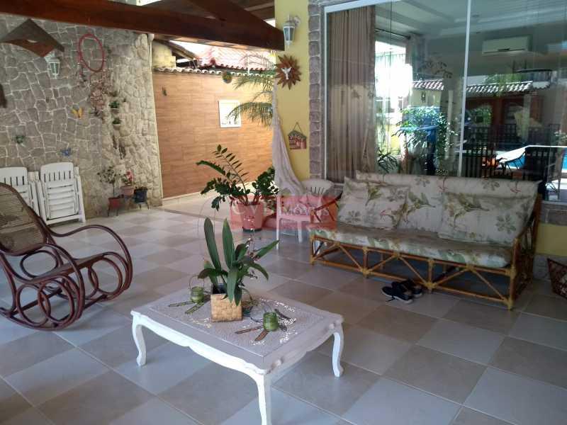IMG_20190511_103215418 - Casa em Condomínio 4 quartos à venda Pechincha, Rio de Janeiro - R$ 1.275.000 - 045236 - 22