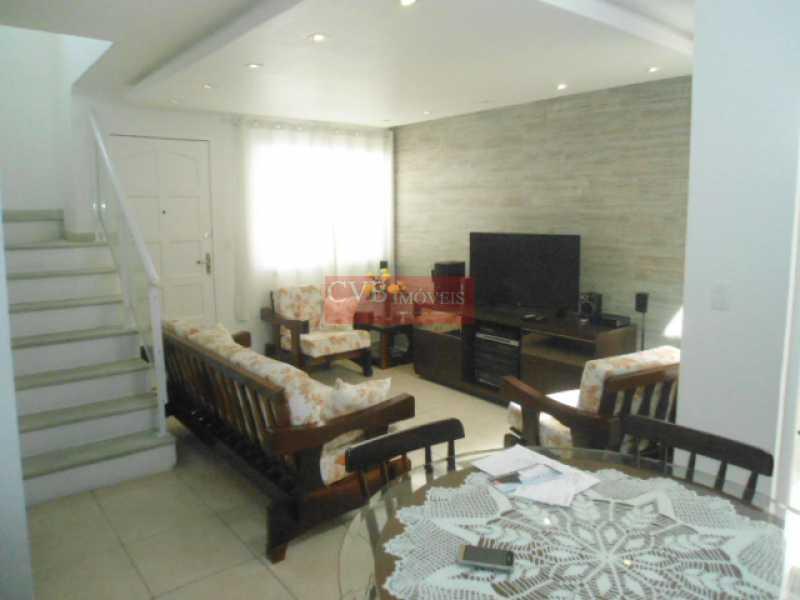 4 - Casa em Condomínio 3 quartos à venda Taquara, Rio de Janeiro - R$ 400.000 - 035414 - 5