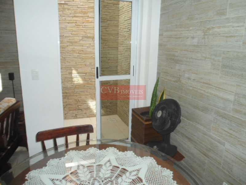 7 - Casa em Condomínio 3 quartos à venda Taquara, Rio de Janeiro - R$ 400.000 - 035414 - 8