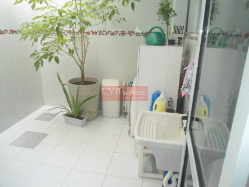 13 - Casa em Condomínio 3 quartos à venda Taquara, Rio de Janeiro - R$ 400.000 - 035414 - 14