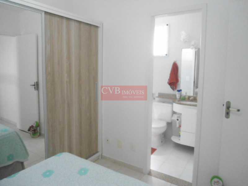 20 - Casa em Condomínio 3 quartos à venda Taquara, Rio de Janeiro - R$ 400.000 - 035414 - 21