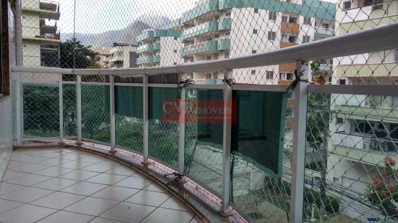 IMG_20190627_105851315_HDR - Apartamento Freguesia (Jacarepaguá), Rio de Janeiro, RJ À Venda, 2 Quartos, 65m² - 020536 - 7