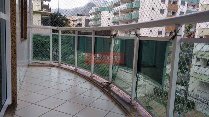 IMG_20190627_110334969_HDR - Apartamento Freguesia (Jacarepaguá), Rio de Janeiro, RJ À Venda, 2 Quartos, 65m² - 020536 - 22