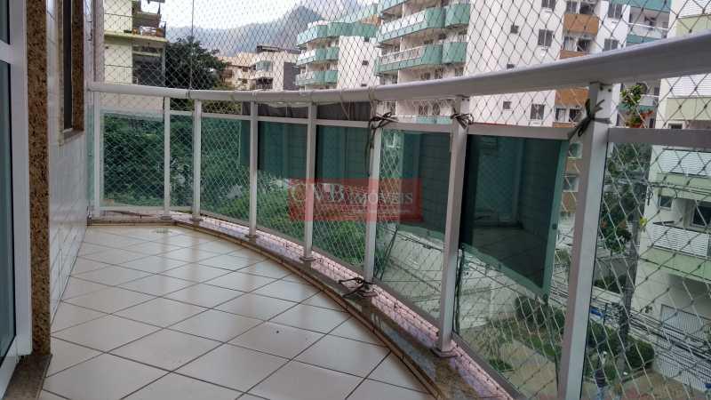 IMG_20190627_110336709_HDR - Apartamento Freguesia (Jacarepaguá), Rio de Janeiro, RJ À Venda, 2 Quartos, 65m² - 020536 - 3