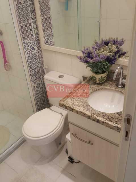 ban suite - Apartamento À Venda no Condomínio Vittá Araguaia - Freguesia (Jacarepaguá) - Rio de Janeiro - RJ - 030357 - 6