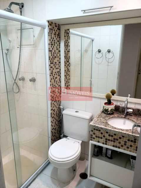 bannhsocial - Apartamento À Venda no Condomínio Vittá Araguaia - Freguesia (Jacarepaguá) - Rio de Janeiro - RJ - 030357 - 7