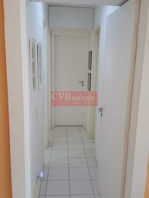corredor - Apartamento À Venda no Condomínio Vittá Araguaia - Freguesia (Jacarepaguá) - Rio de Janeiro - RJ - 030357 - 5