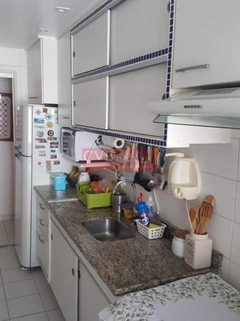cozinha - Apartamento À Venda no Condomínio Vittá Araguaia - Freguesia (Jacarepaguá) - Rio de Janeiro - RJ - 030357 - 4