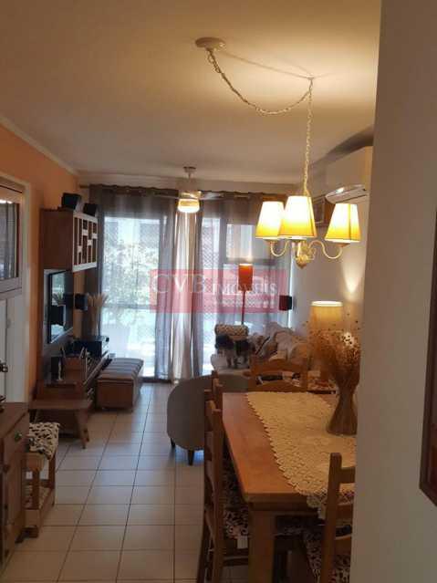 s ala - Apartamento À Venda no Condomínio Vittá Araguaia - Freguesia (Jacarepaguá) - Rio de Janeiro - RJ - 030357 - 18