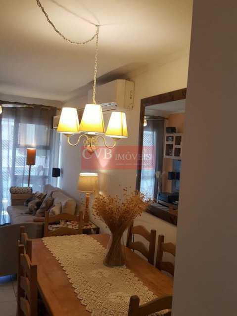 sa la - Apartamento À Venda no Condomínio Vittá Araguaia - Freguesia (Jacarepaguá) - Rio de Janeiro - RJ - 030357 - 1