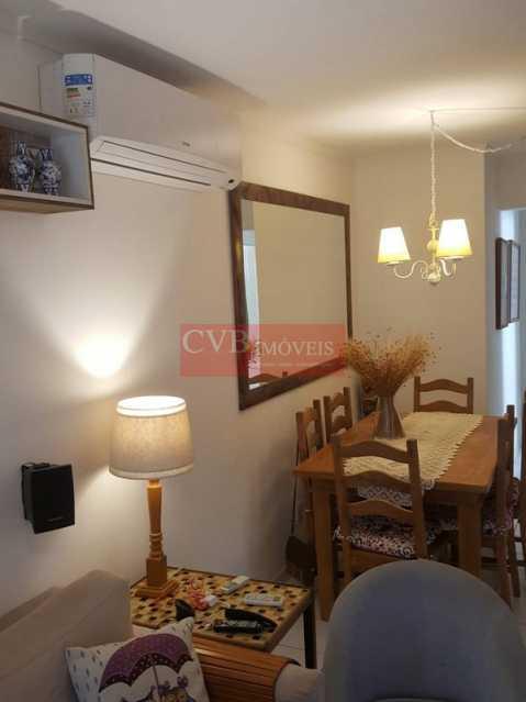 sala - Apartamento À Venda no Condomínio Vittá Araguaia - Freguesia (Jacarepaguá) - Rio de Janeiro - RJ - 030357 - 22