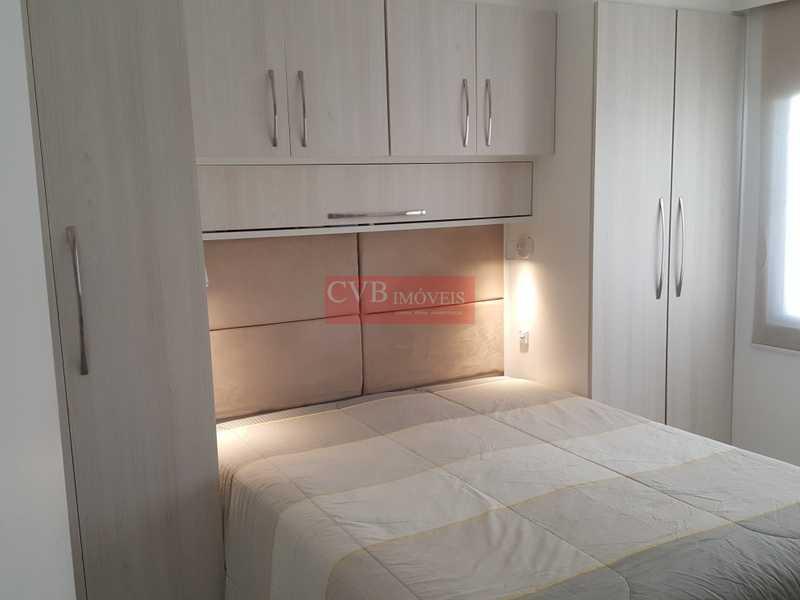 suite 2 - Apartamento À Venda no Condomínio Vittá Araguaia - Freguesia (Jacarepaguá) - Rio de Janeiro - RJ - 030357 - 24