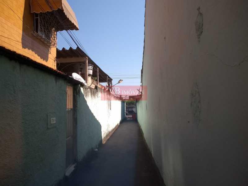 IMG_20191018_142110898 - Casa de Vila à venda Rua Carolina Machado,Madureira, Rio de Janeiro - R$ 189.500 - 025054 - 22