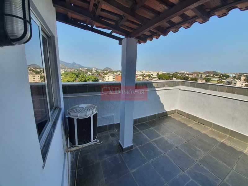 IMG-20201124-WA0032[1] - Cobertura 3 quartos à venda Taquara, Rio de Janeiro - R$ 380.000 - COBQ003 - 16